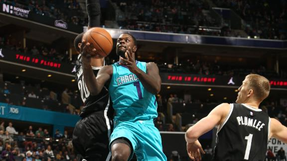 Nets, Hornets Talking Stephenson Trade