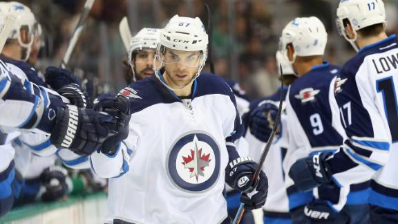 Video - Jets Edge Stars
