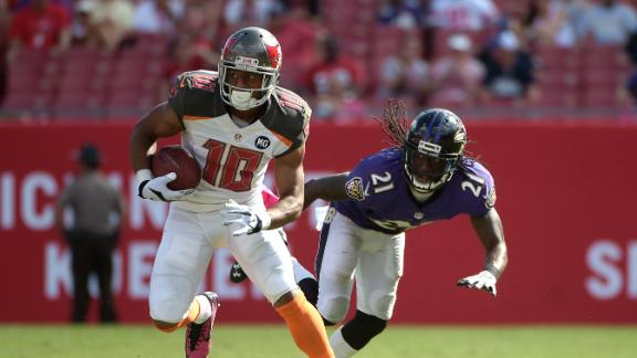 Video - Bucs Have High Hopes For Robert Herron