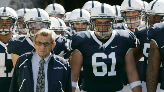 Sizing Up Joe Paterno Agreement
