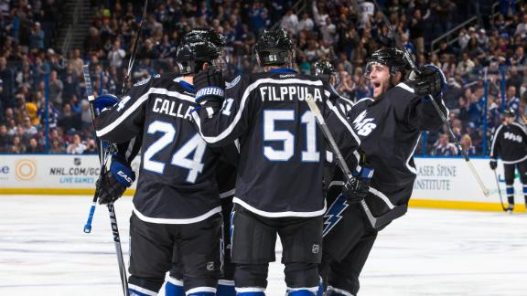Video - Bolts Top Avs In Shootout