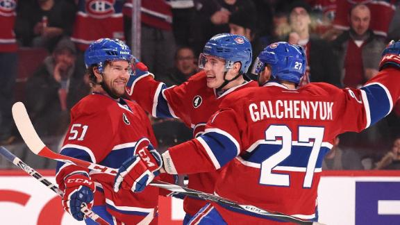 Video - Habs Down Islanders