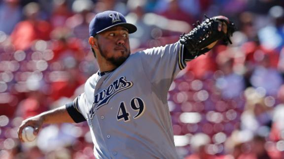 Video - Rangers Trade For Yovani Gallardo