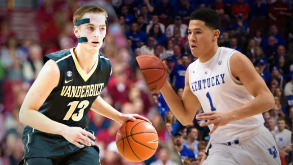 Uk Basketball: NCAA College Basketball Scores