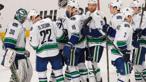 Video - Canucks Edge Panthers
