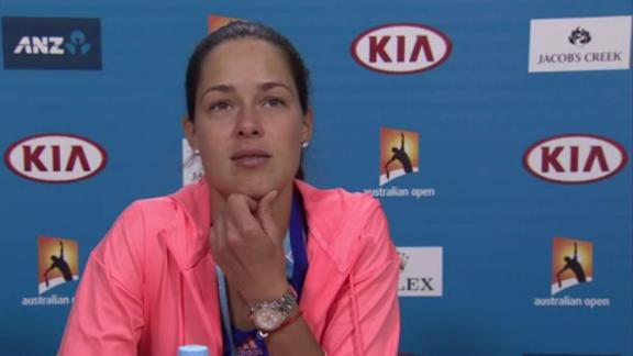 Ivanovic Disappointed After Loss