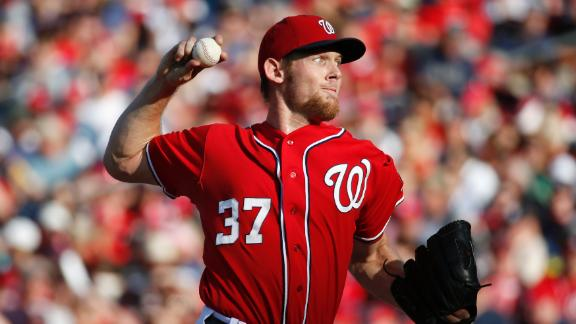 Video - Buster's Blog: Nationals' Rotation Options