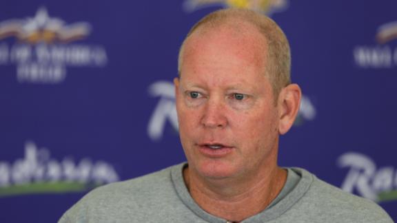 Raiders Hire Bill Musgrave