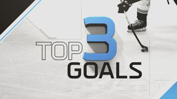 Video - 'SportsCenter's' Inside the NHL Top 3 Goals