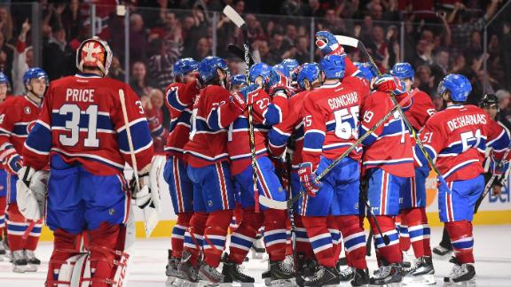 Video - Canadiens Edge Predators In OT