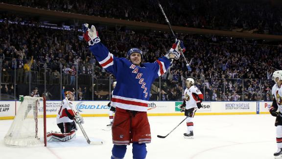 Video - Rangers Win In OT