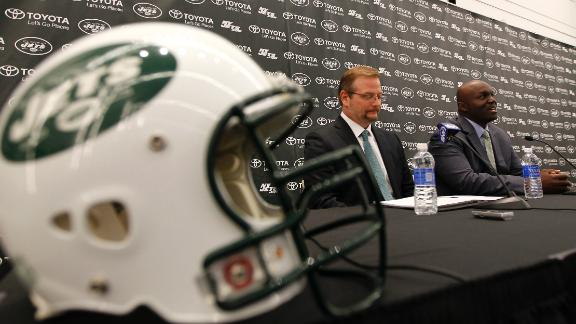 Takeways From Bowles, Maccagnan News Conference