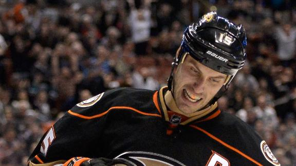 Video - Ducks Double Up Flames