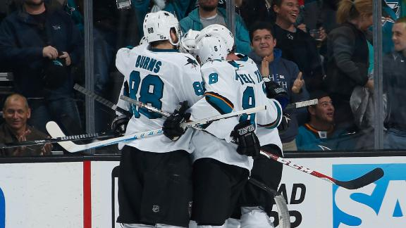Video - Sharks Edge Kings
