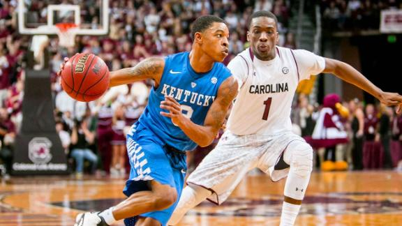 Kentucky Cruises Past South Carolina