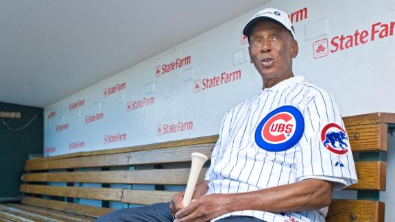 Video - 'Nobody Laughed Like Ernie Banks'