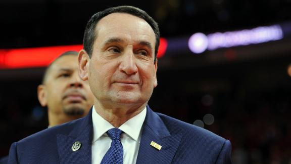 Coach K's Legend Only Growing