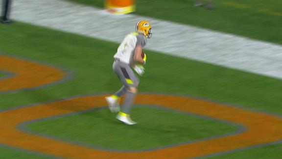 Brees Finds Nelson For TD