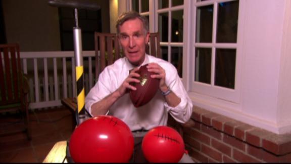 Bill Nye Deflates Patriots