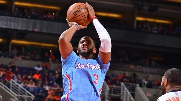 Video - Clippers Cruise Past Suns