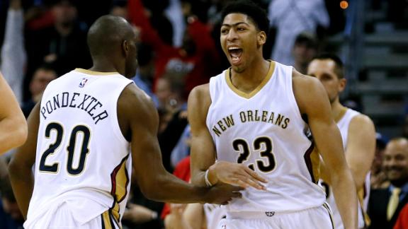 Pelicans Hold Off Mavs
