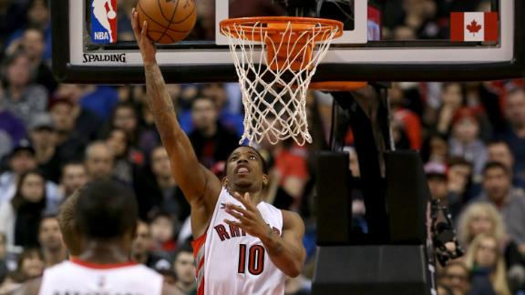 Video - Raptors Hold Off Pistons