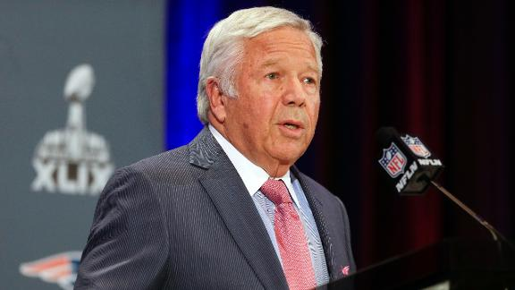 Kraft: 'Pats Have Done Nothing Inappropriate'