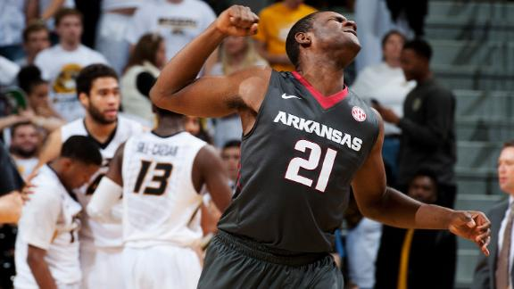 Saturday's best SEC basketball moments