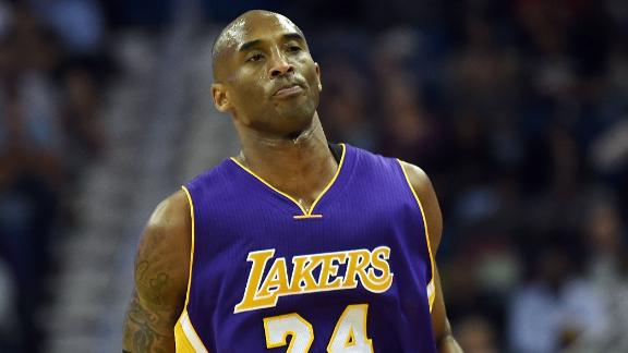 Kobe Will Have Surgery On Torn Rotator Cuff