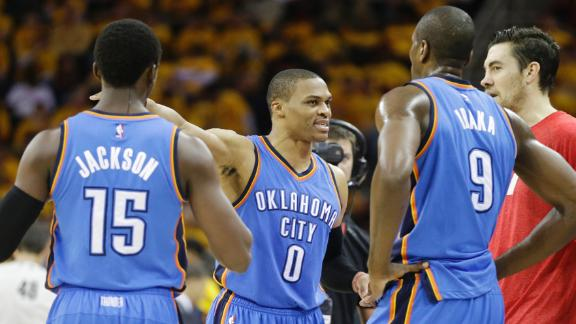 Video - Thunder Win Without Durant