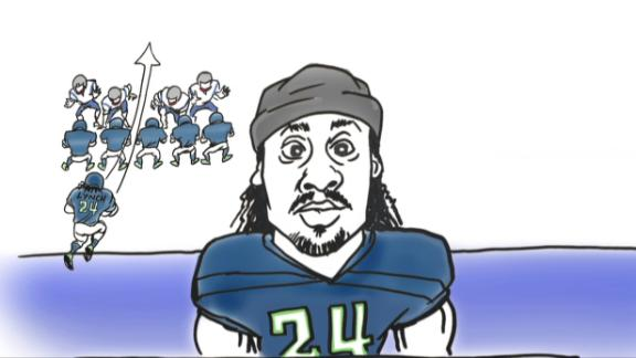 Video - Will Marshawn Lead Seahawks To Super Bowl Victory?