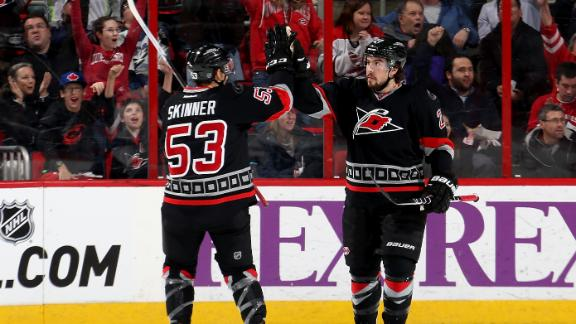Video - Canes Double Up Bolts