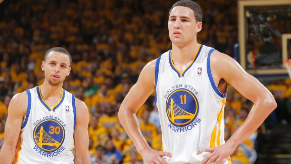 Excited To See Curry, Thompson In 3-Point Contest?