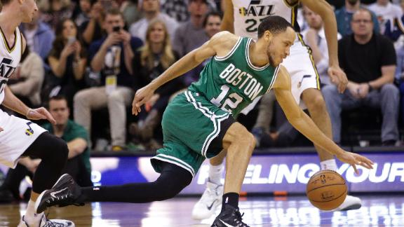 Video - Celtics Too Much For Jazz