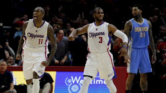 Jamal Crawford's huge 4th quarter leads Clips to win