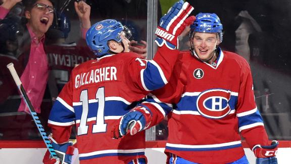 Video - Canadiens Slip By Stars