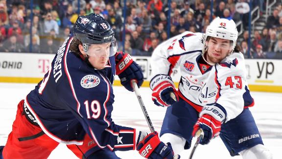 Video - Blue Jackets Hold Off Capitals