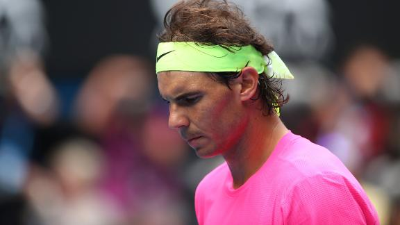 Nadal: 'He Played Better Than Me'