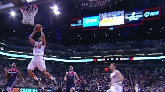 Video - Gerald Green Soars For The Slam Dunk