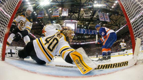Video - Rask Makes Unbelievable Save