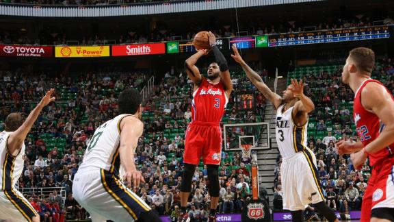 Video - Clippers Hold Off Jazz
