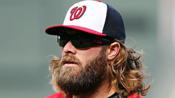 Video - Nats' Werth Pleads Guilty To Reckless Driving
