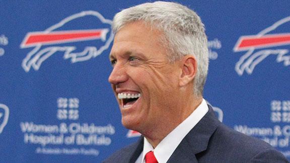 Rex Ryan's Super Bowl Prediction