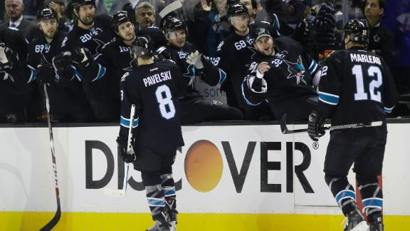 Video - Sharks Crush Ducks