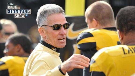 Mizzou AD discusses decision to step down