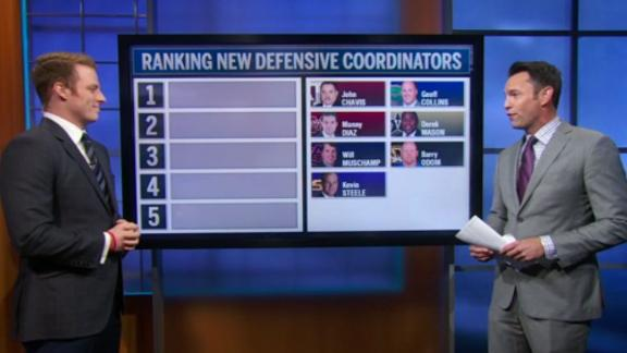 Ranking the new SEC defensive coordinators
