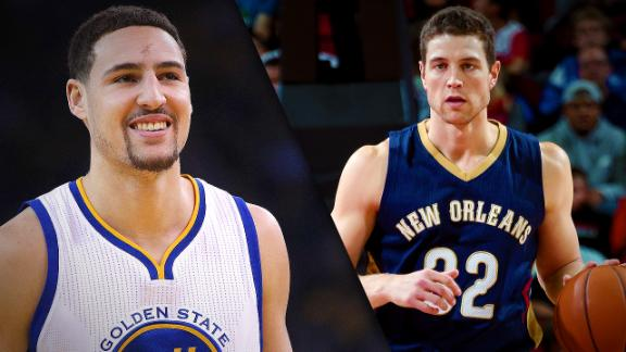 Video - What If the Kings Had Drafted Klay Thompson?