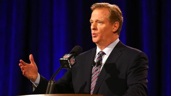Goodell, NFL Taking Deflategate Seriously