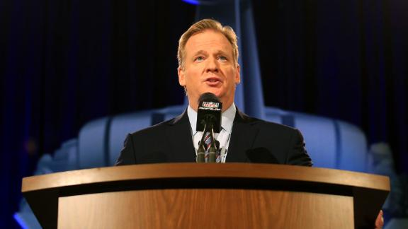 NFL Still Reacting, Not Being Proactive On Issues