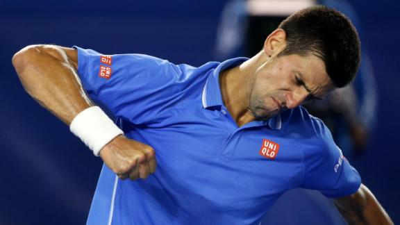 Djokovic Outduels Wawrinka In Five Sets